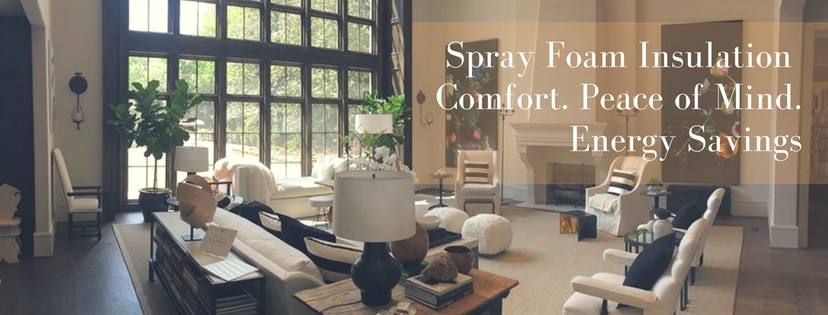 Energy Savings With Spray Foam Insulation Atlanta Air