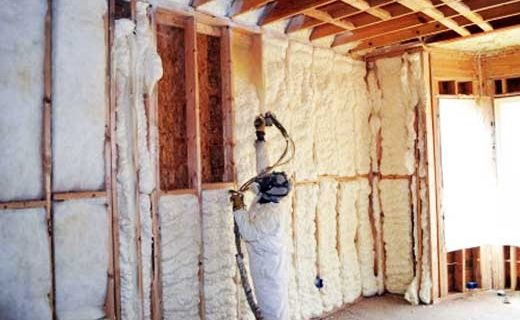 Energy Savings with Spray Foam Insulation | Atlanta