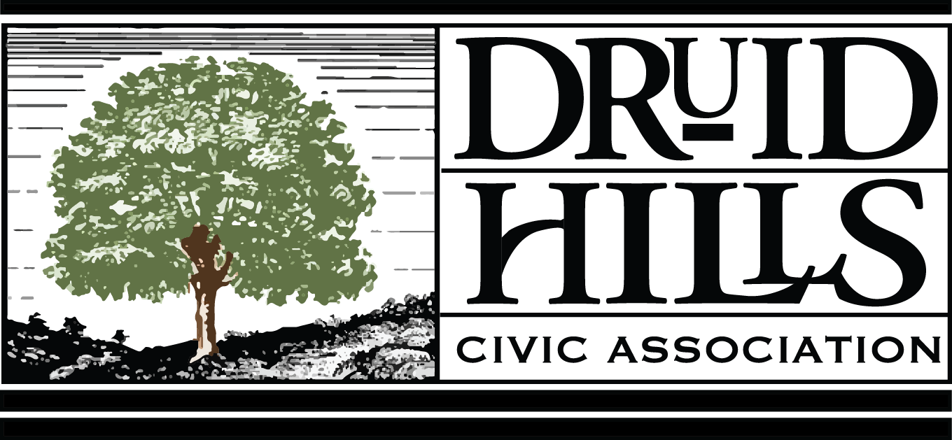 North Druid Hills Logo