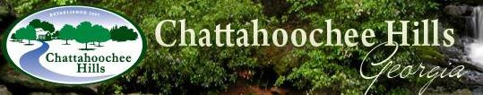 Chattahoochee Hills Logo