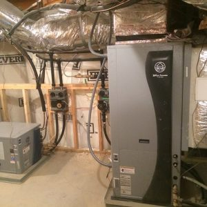 Fernbank geothermal waterfurnace units
