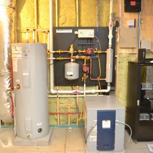 Chastain Park geothermal pool heater