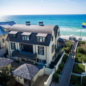 Paradise By The Sea Geothermal Heating and Cooling of Rosemary Beach