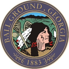 Ball Ground Logo