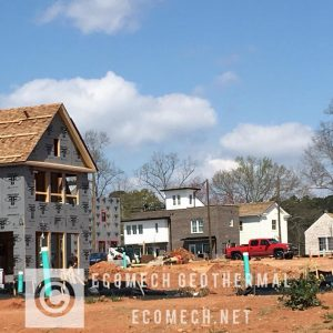 Pinewood Forrest Geothermal Heating & Air Residential Homes