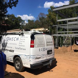 EcoMech air conditioning services